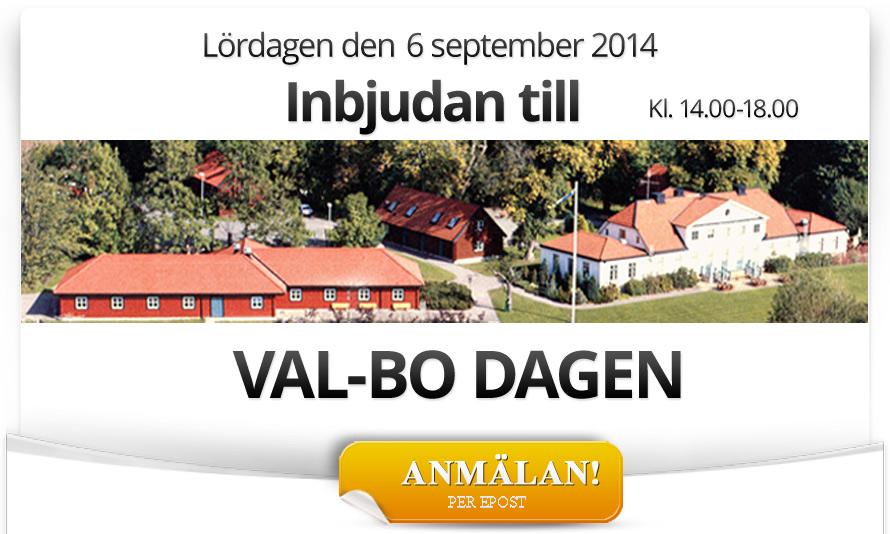 VAL-BO Dagen 2014